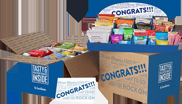 congrats gift box