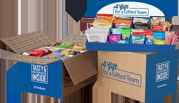 team gift box